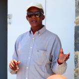 Robben Island Guide (ex-political prisoner)