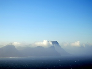 View to the Norh from Cape Point