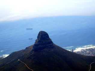 Lion's Head - Cape Town (seen from Table Mountain)