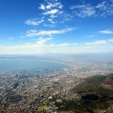 Cape Town (seen from Table Mountain)