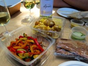 Picnic at Spier Wine Estate